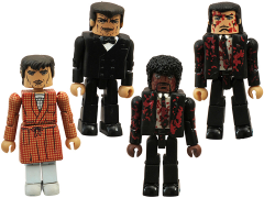 Pulp Fiction 20th Anniversary Minimates Bonnie Four Pack