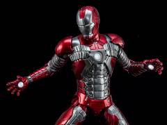 Iron Man 2: 1/9 Scale Iron Man Mark V Armor Figure