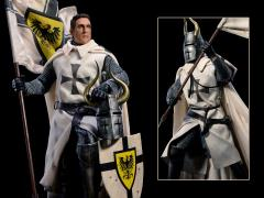 1/6 Scale Warriors Teutonic Knight - Noble Knight Banner Holder