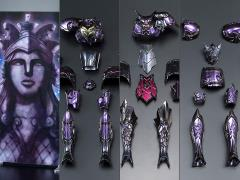 Saint Cloth Myth EX - Battle Damaged Surplice Armor Set Exclusive