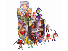 Masters of the Universe Action Vinyls Wave 2 Box of 12 Figures