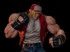 The King of Fighters Terry Bogard (Player 1 Variant) Limited Edition Statue