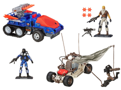 G.I. Joe 50th Anniversary Desert Duel Vehicle Pack