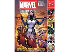 Marvel Fact Files #214