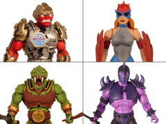 Masters of the Universe Classics Wave 1 Set of 4