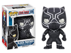 Pop! Marvel: Captain America: Civil War - Black Panther
