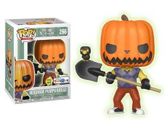 Pop! Games: Hello Neighbor - Neighbor PumpkinHead (Glow in the Dark) Exclusive