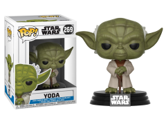 Pop! Star Wars: The Clone Wars - Yoda