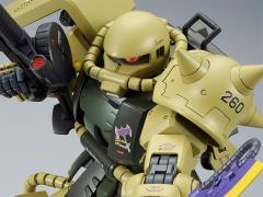Gundam MG 1/100 Zaku II (Breniff Oguz) Exclusive Model Kit