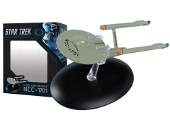 Star Trek Starships Best of Ship Collection #11 USS Enterprise NCC-1701