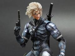 Metal Gear Solid Play Arts Kai Raiden