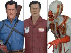 Evil Dead Series 01 Set of 3 Figures