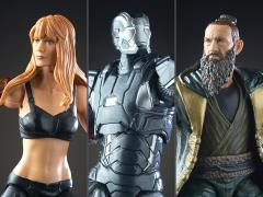 Marvel Studios: The First Ten Years Marvel Legends Pepper Potts, Iron Man Mark XXII, & The Mandarin Three-Pack