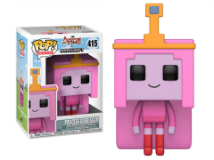 Pop! Animation: Adventure Time x Minecraft - Princess Bubblegum