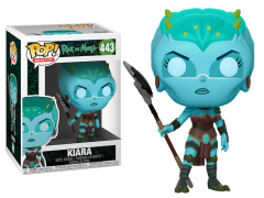 Pop! Animation: Rick and Morty - Kiara