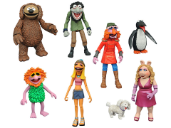 The Muppets Select Wave 3 Set of 3