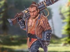 Dragon Age: Inquisition Varric 1/4 Scale Statue