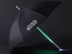 Star Wars Luke Skywalker Light Up Lightsaber Umbrella (2nd Gen)