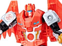Transformers Robots in Disguise Warriors Combiner Force Twinferno