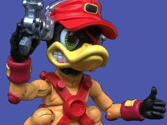 Bucky O'Hare Dead-Eye Duck Action Figure