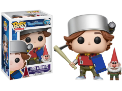 Pop! TV: Trollhunters - Toby (Armored)