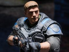 Gears of War 4 Color Tops Collector Edition Blue Wave #09 JD Fenix