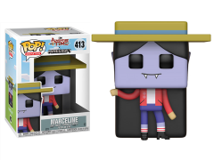 Pop! Animation: Adventure Time x Minecraft - Marceline