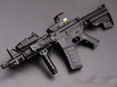 M4 Carbine Rifle (A) 1/6 Scale Weapon Set