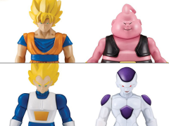Dragon Ball Super Spin Battlers Set of 2 Action Packs