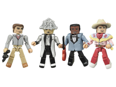 Back To The Future 30th Anniversary Minimates 1955 Four Pack