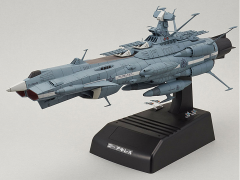 Space Battleship Yamato 2202 Andromeda Class Achilles 1/1000 Scale Exclusive Model Kit