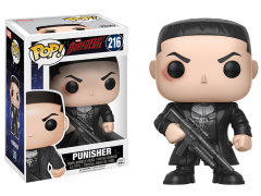 Pop! Marvel: Daredevil - Punisher