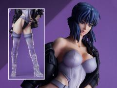Ghost In The Shell Hdge No.6 Motoko Kusanagi (Optical Camouflage Ver. Reissue)