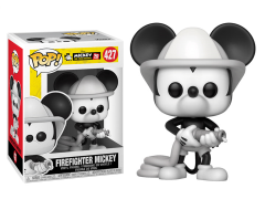 Pop! Disney: Mickey's 90th Anniversary - Firefighter Mickey