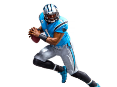 Madden NFL 17 Ultimate Team Series 01 Cam Newton (Carolina Panthers)