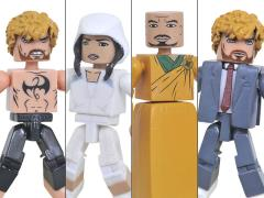 Iron Fist Minimates Series 1 Four Pack