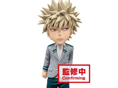 My Hero Academia World Collectable Figure Vol.4 Katsuki Bakugou