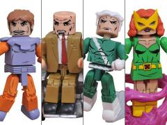 Marvel Minimates X-Men Vs.The Brotherhood Box Set