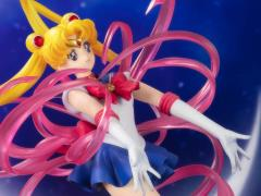 Sailor Moon FiguartsZERO Chouette Sailor Moon (Moon Crystal Power)