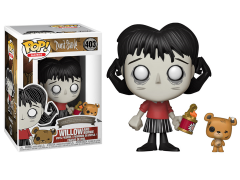 Pop! & Buddy Games: Don't Starve - Willow & Bernie