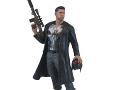 Daredevil Punisher Gallery Statue