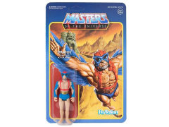 Masters of the Universe ReAction Stratos (Mini Comic Colorway) Power-Con 2018 Exclusive