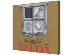The Legend of Zelda Canvas Art Print