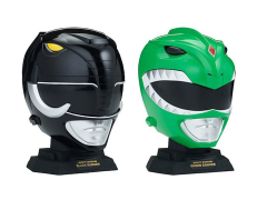 Mighty Morphin Power Rangers Legacy Wave 2 1/4 Scale Helmet Set