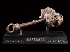 Warcraft Blackhand's Skullbreaker 1/6 Scale Prop Replica