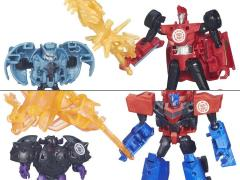 Transformers Robots in Disguise Minicon Battle Pack Wave 1 - Set of 2