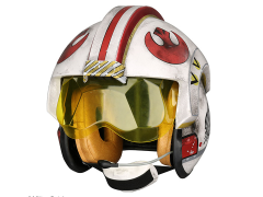Star Wars Luke Skywalker Rebel Pilot (A New Hope) 1:1 Scale Wearable Helmet