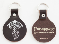 The Banners of Middle Earth Collection Keyring - The Leaf of Lorien