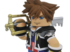 Kingdom Hearts Vinimates Sora