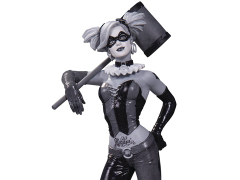 Batman Black and White Harley Quinn Statue (Lee Bermejo)